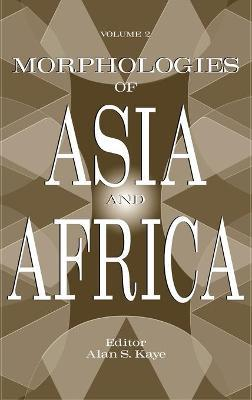 Morphologies of Asia and Africa