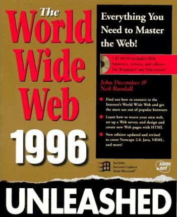 The World Wide Web Unleashed 1996