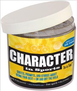 Character in Sports in a Jar