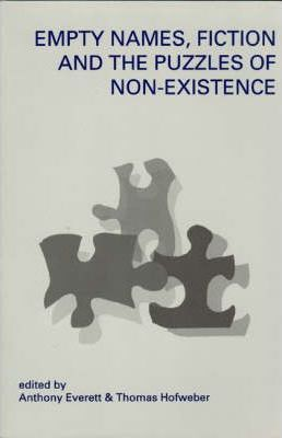 Empty Names, Fiction and the Puzzle of Non-Existence