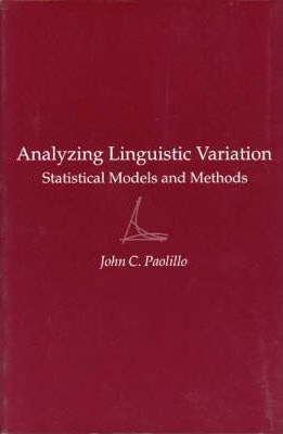 Variable Rule Analysis: Using Logistic Regression in Linguistic Models of Variation