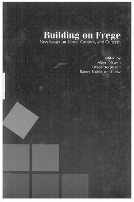 frege logicism thesis Frege and necessary beings the central claim of his logicism was that logicism is an epistemological thesis 3:am: frege worked to prove that his platonism.