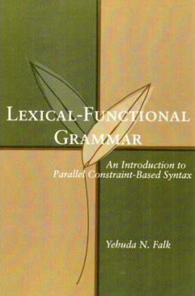 Lexical-Functional Grammar