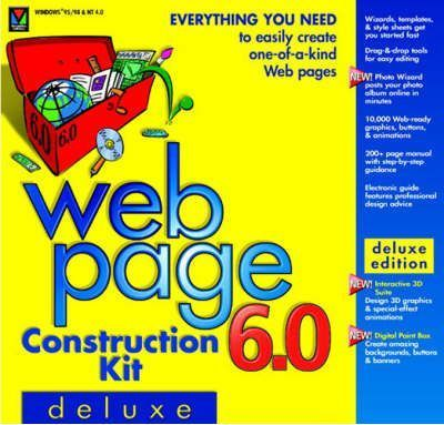 Web Page Construction Kit 6.0 Deluxe