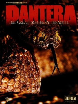 The Pantera -- The Great Southern Trendkill