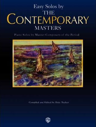 Easy Solos by the Contemporary Masters