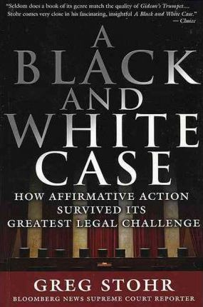 A BLACK AND WHITE CASE