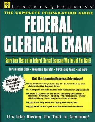 Federal Clerical Exam : Learningexpress : 9781576851012