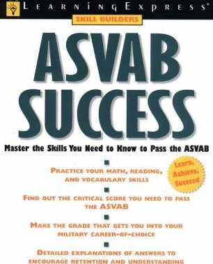 Asvab Success : Lynn Vincent : 9781576853863