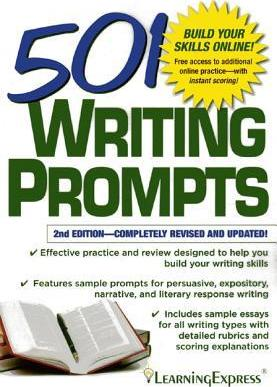 501 Writing Prompts