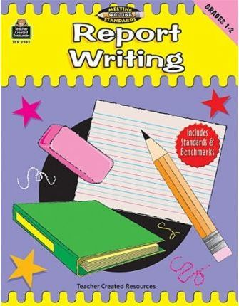 Report Writing, Grades 1-2