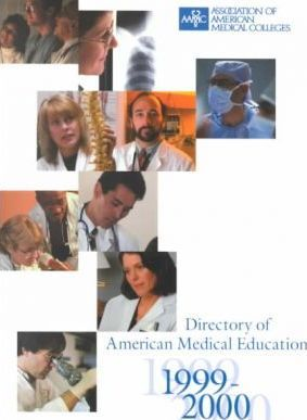 Directory of American Medical Education 1999-2000