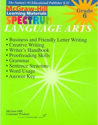 Language Arts Grade 6 Betty Jane Wagner 9781577684763