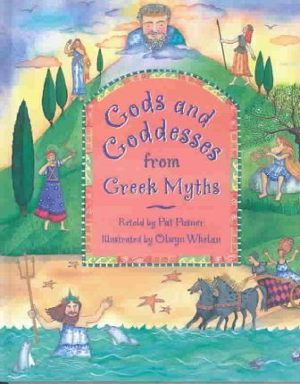 Gods and Goddesses from Greek Myths