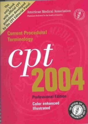 2004 Cpt Professional Edition