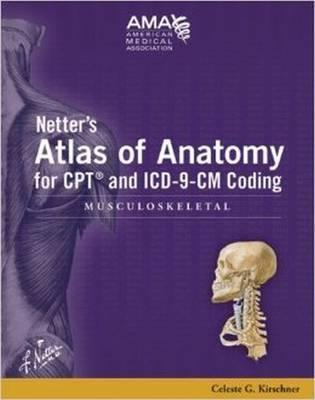 Netter's Atlas of Anatomy for CPT and ICD-9-CM Coding