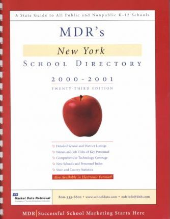 Mdr's School Directory New Mexico 2000-2001