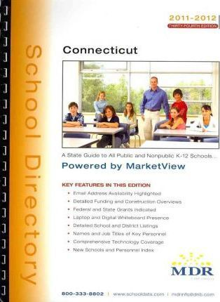 MDR's School Directory Connecticut 2011-2012