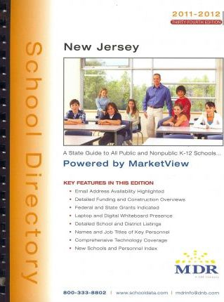 MDR's School Directory New Jersey 2011-2012