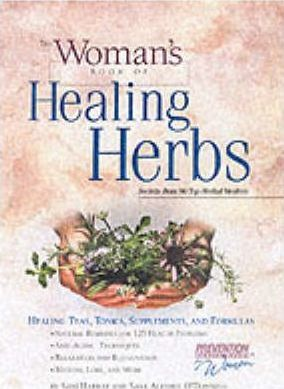 The Women's Book of Healing Herbs