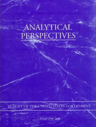 Budget of the United States Government, Analytical Perspectives, Fiscal Year