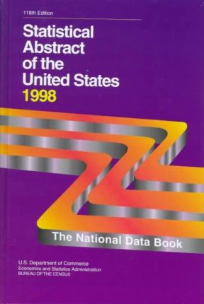 Statistical Abstract of the United States 1998