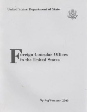 Foreign Consular Offices in the United States