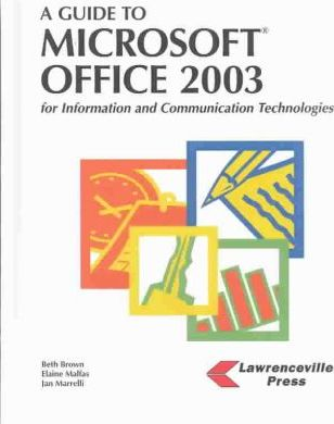 A Guide to Microsoft Office 2003
