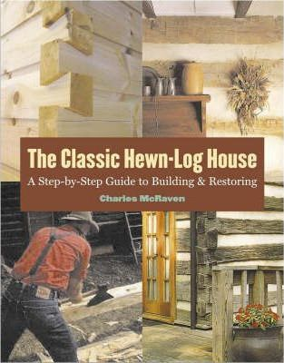 Classic Hewn Log House