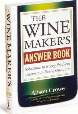 Winemaker's Answer Book