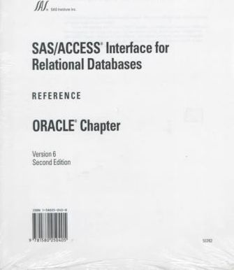 Sas/Access Interface for Relational Databases
