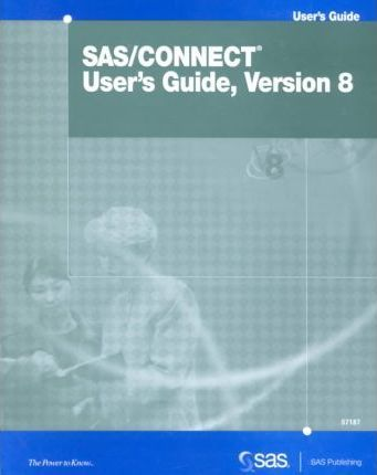 Sas/Connect User's Guide
