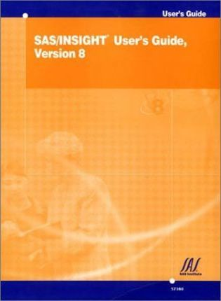 SAS/Insight User's Guide, Version 8