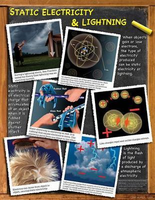 Static Electricity and Lightning Chart