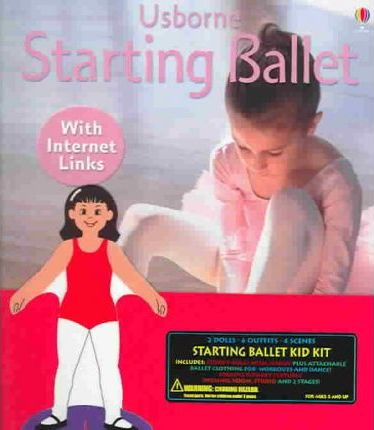 Starting Ballet Kid Kit