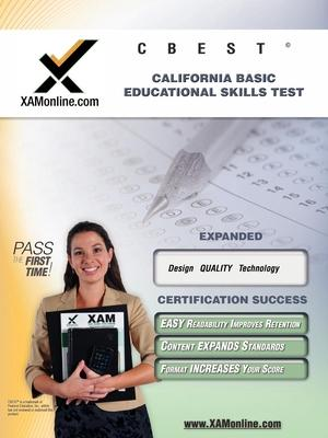 CBEST California Basic Educational Skills Teacher Certification Test Prep Study Guide