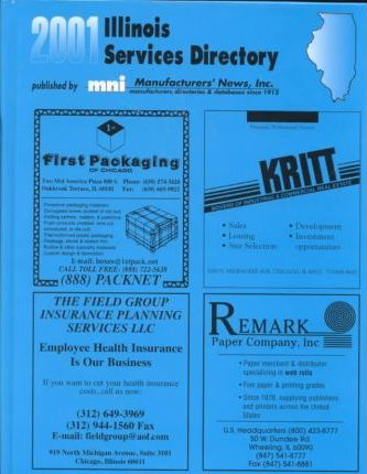 2001 Illinois Services Directory