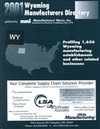 Wyoming Manufacturers Directory 2001