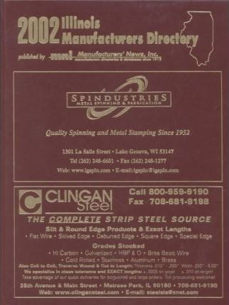 2002 Illinois Manufacturers Directory