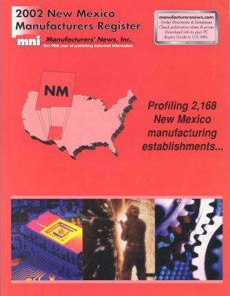 2002 New Mexico Manufacturers Register