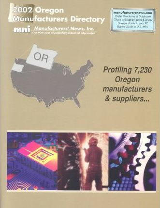 2002 Oregon Manufactures Directory