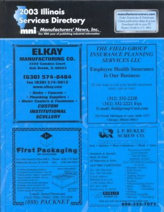 2003 Illinois Services Directory