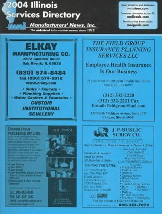 2004 Illinois Services Directory