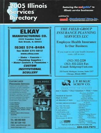 2005 Illinois Services Directory