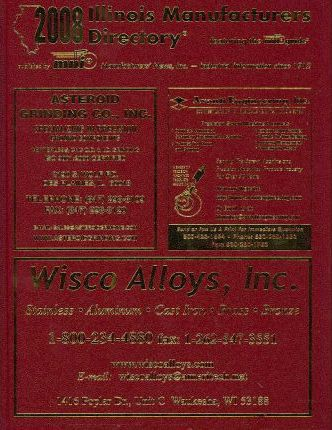 Illinois Manufacturers Directory 2008
