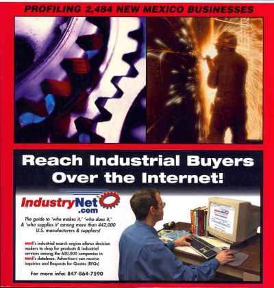 New Mexico Manufacturers Register 2011