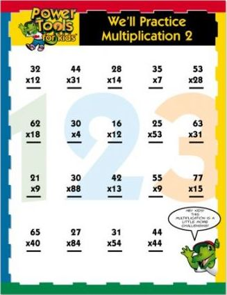 We'll Practice Multiplication 2