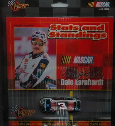 Dale Earnhardt's Stats and Standings