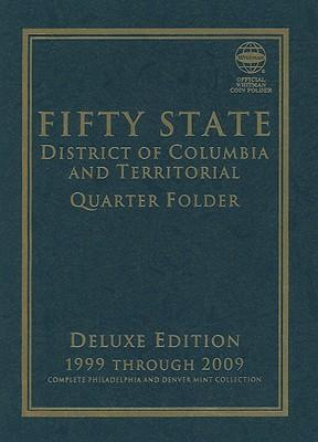 Fifty State Commemorative Quarter Folder