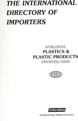 The International Directory of Importers 2010